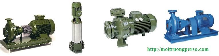 PERSo nhận bảo trì mọi thiết bị xử lý nước thải phổ biến như máy bơm...