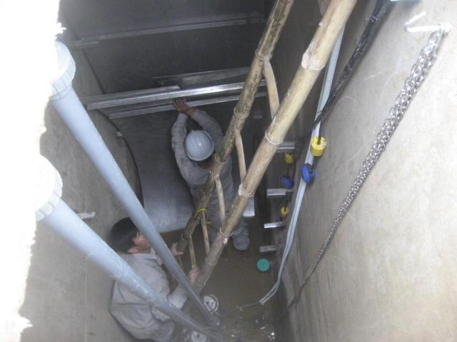 xây lắp và thi công hệ thống nước thải tại siêu thị BigC Thanh Hóa