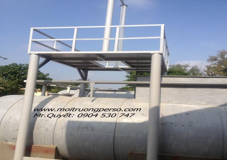Dự Án xây dựng hệ thống xử lý nước thải bệnh viện Cửa Lò
