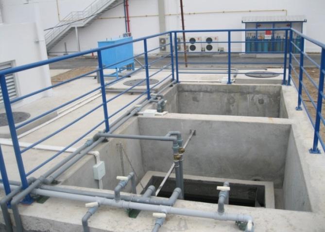 hệ thống xử lý nước thải sinh hoạt chúng tôi đã cung cấp