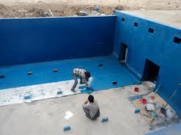 chống rò rỉ trong quá trình xử lý nước thải sử dụng đêm composite