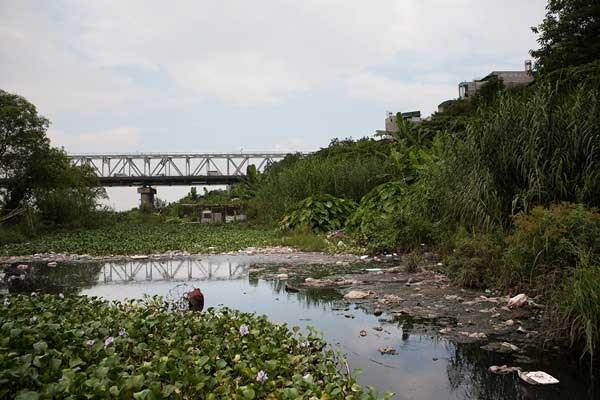 Ô nhiễm nguồn nước -  Một số công ty không có hệ thống xử lý nước thải