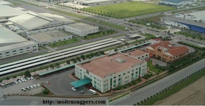 Xây dựng hệ thống xử lý nước thải sinh hoạt - xử lý nước thải công nghiệp khu cn hoàng Mai