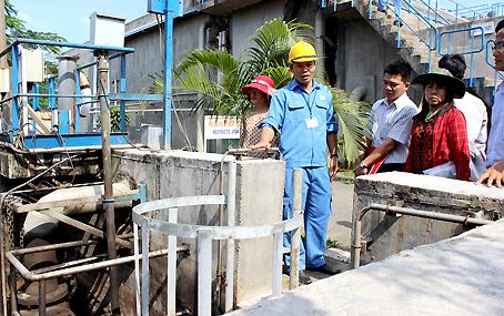 khảo xát xây dựng hệ thống xử lý nước thải uy tín và đảm bảo tại Đồng Na
