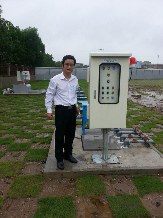 xây dựng hệ thống - vận hành và chuyển giao các công nghệ xử lý nước thải