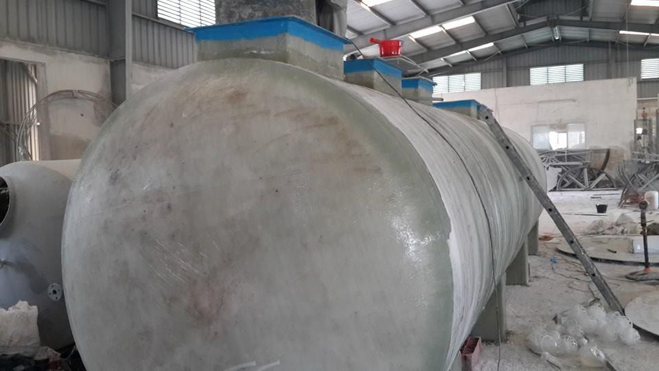 Thiết bị xử lý nước thải johkasou perso sản xuất và phân phối