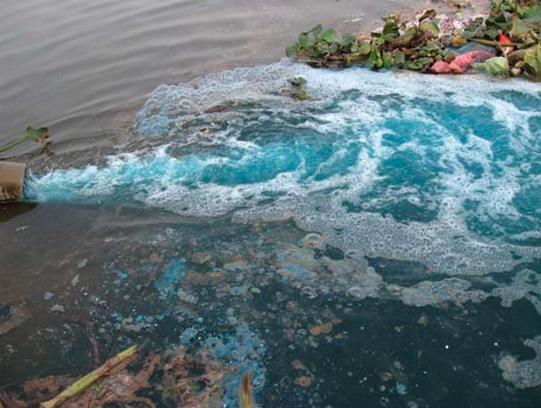 hệ thống xử lý nước thải công nghiệp không đảm bảo - xả thải trực tiếp gây hậu quả nghiêm trọng