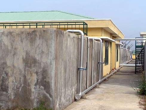 Thực trạng đáng lo ngại về phân bổ hệ thống xử lý nước thải