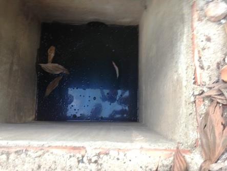 Hệ thống xử lý nước thải bênh viện không đạt tiêu chuẩn