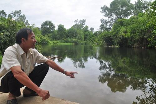 Ô nhiễm nguồn nước bởi nước thải công nghiệp chưa qua xử lý
