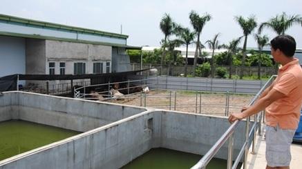 Trạm xử lý nước thải - hệ thống xử lý nước thải công nghiệp đầu tư lớn không hoạt động hiệu quả