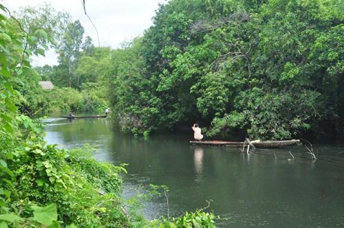 ô nhiễm môi trường, ô nhiễm nước sông phú bài bởi nước thải công nghiệp