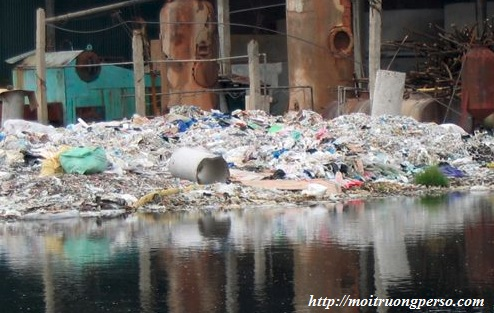Vấn đề ô nhiễm môi trường từ các hệ thống xử lý nước thải không đạt tiêu chuẩn