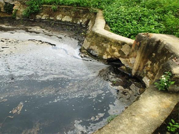 quản lý xử lý nước thải và xây dựng những hệ thống xử lý nước thải công nghiệp đang là mối quan tâm lớn