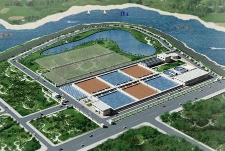 Dự án xây dựng nhà máy xử lý nước thải công nghiệp lớn nhất tại việt Nam