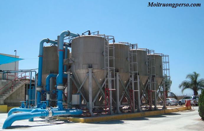 Xây dựng hệ thống xử lý nước thải công nghiệp bền vững và hiệu quả