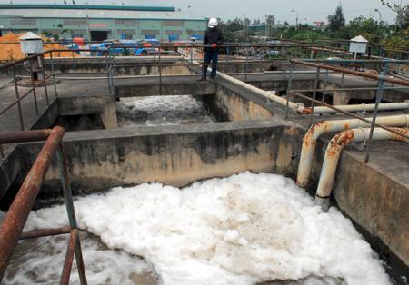 Xây dựng hệ thống xử lý nước thải công nghiệp hiệu quả