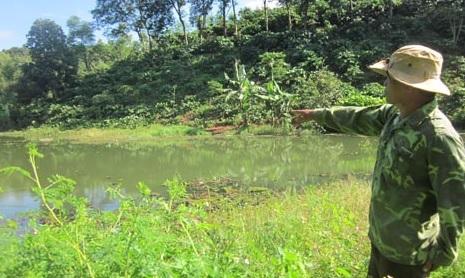 Nước thải công nghiệp chưa qua xử lý gây ô nhiễm môi trường nghiêm trọng