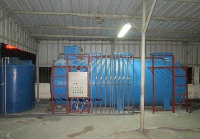 Đẩy mạnh công tác xử lý nước thải sinh hoạt - Hoạt động xử lý nước thải công nghiệp