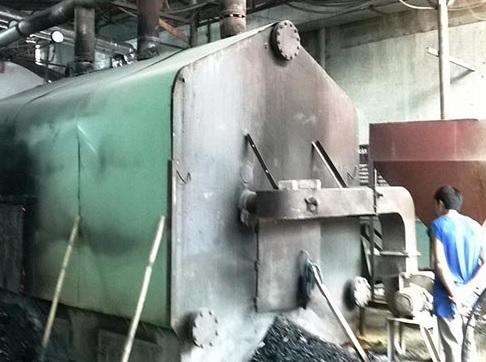 xử lý nước thải - khí thải lò hơi -