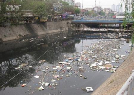 xử lý nước thải sinh hoạt có lẽ là vấn đề gây đau đầu bậc nhất