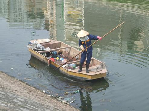 Xử lý nước thải và  bảo vệ môi trường tại Hà Nội