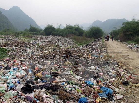 Công an đang vào cuộc để làm rõ vụ việc người dân quá khích đập phá nhà máy xử lý rác thải tại Thái Nguyên