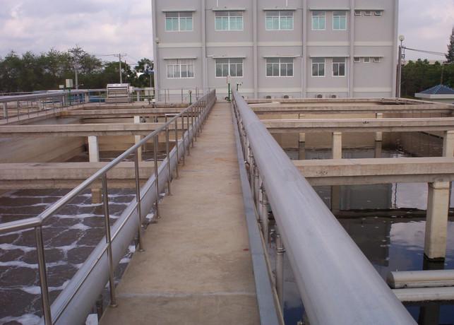 Xây dựng nhà máy xử lý nước thải tiêu chuẩn mới