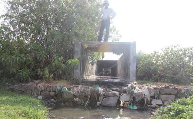 Xả thải gây ô nhiễm môi trường  nước nghiêm trong - hình phạt thích đáng