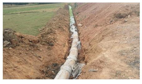 nguồn xả thải của BV Lao và Phổi Nghệ An không đảm bảo an toàn khi xả thải ra đồng lúa sẽ gây ô nhiễm môi trường.