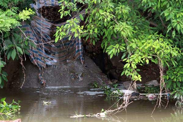 Quy trình xử lý nước thải tại sông nhuệ không tốt