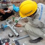 lắp đặt và thi công hệ thống xử lý nước thải sinh hoạt