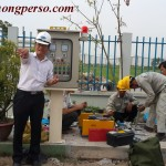 Bảo trì hệ thống xử lý nước thải sinh hoạt