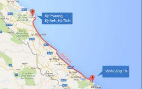 Vùng biển miền trung trong giai đoạn phục hồi sau Formosa